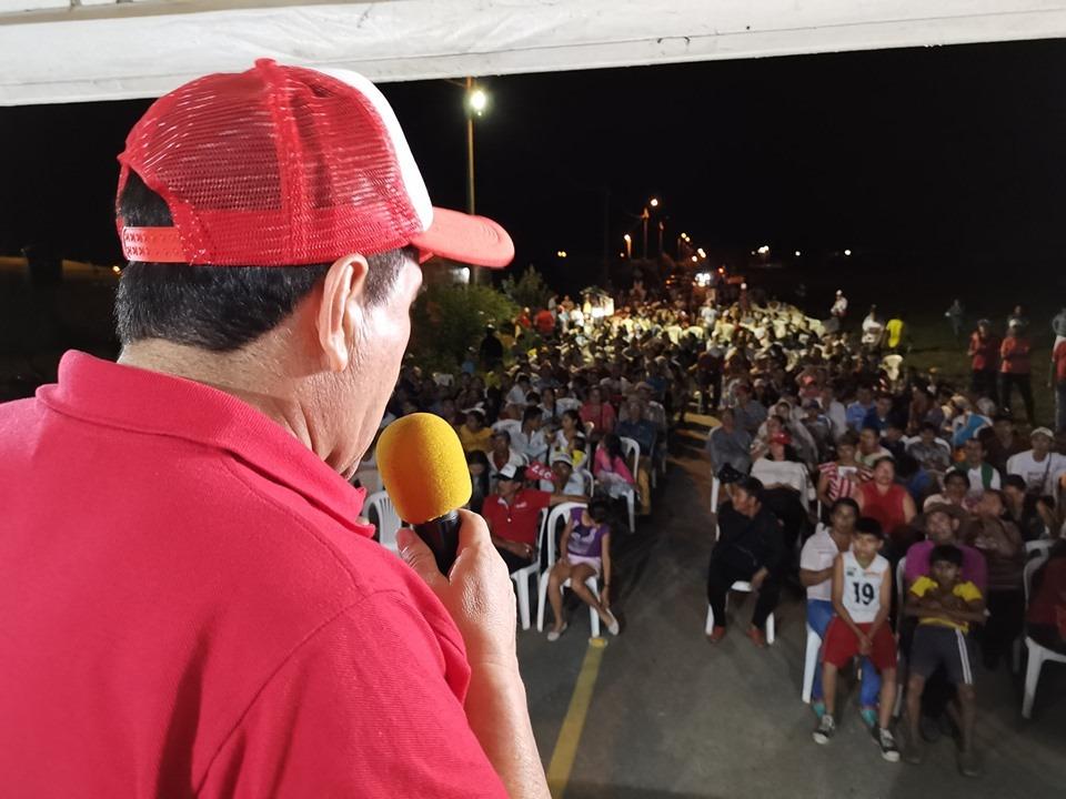 """Photo of """"En Paz de Ariporo vamos a entregar más obras que generen desarollo económico y empleo"""": Marco Tulio Ruiz"""