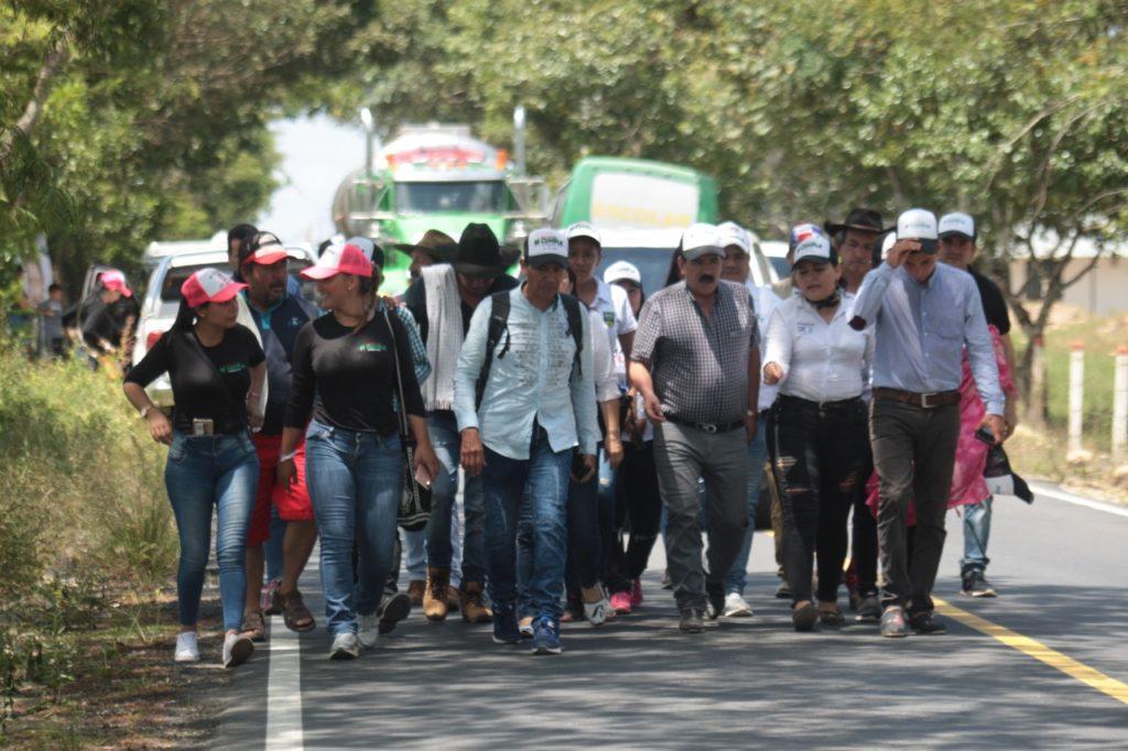 Photo of «En nuestro gobierno seguiremos trabajando para fortalecer la zona rural de Tauramena»: Marco Tulio Ruiz