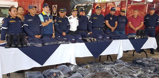 Photo of Se fortalece los organismos de socorro en Casanare