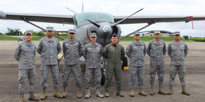 Photo of Nuevas tripulaciones para el Equipo C-208 Caravan en el grupo aéreo de Casanare