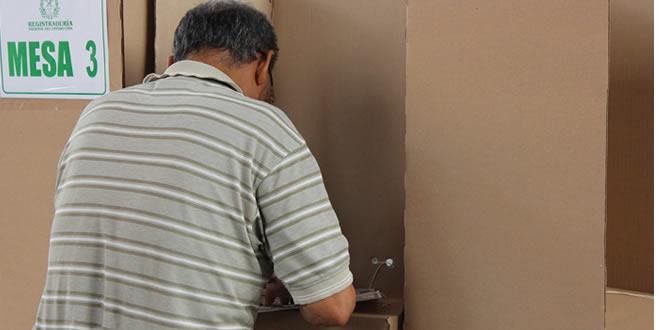Photo of Todo listo para las elecciones regionales