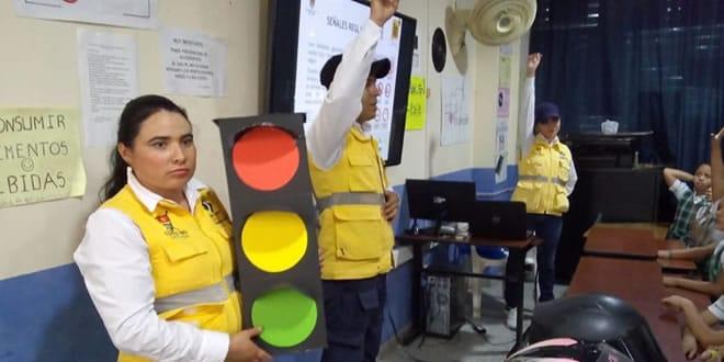 Photo of Más de 6500 estudiantes formados en seguridad vial
