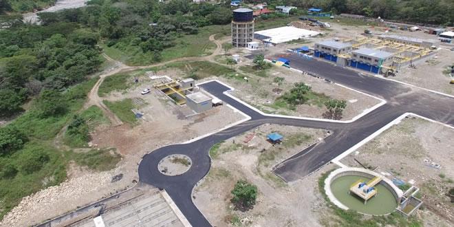 Photo of Seguimiento a las obras de protección y construcción de la PTAP definitiva realizó alcalde Leonardo Puentes