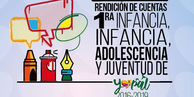 Photo of Este jueves, audiencia de Rendición Pública de Cuentas de Primera Infancia, Infancia, Adolescencia y Juventud
