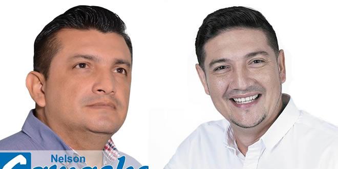 Photo of Nelson Camacho y Salomon Sanabria acuerdan realizar encuesta para una alianza política