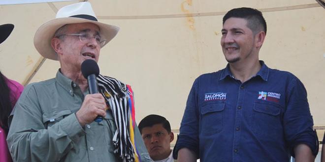 Photo of En un maratónico recorrido Salomón Sanabria visitó cuatro municipios de Casanare
