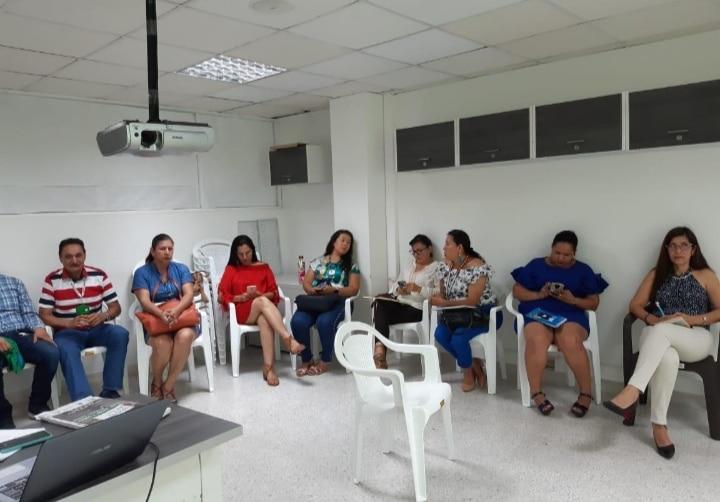 Photo of En Yopal, se realizó el último Comité de Trata de Personas del año