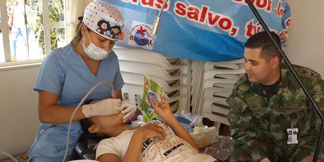 Photo of Brigadas de salud este fin de semana para población víctima de Yopal y comunidad de Morichal