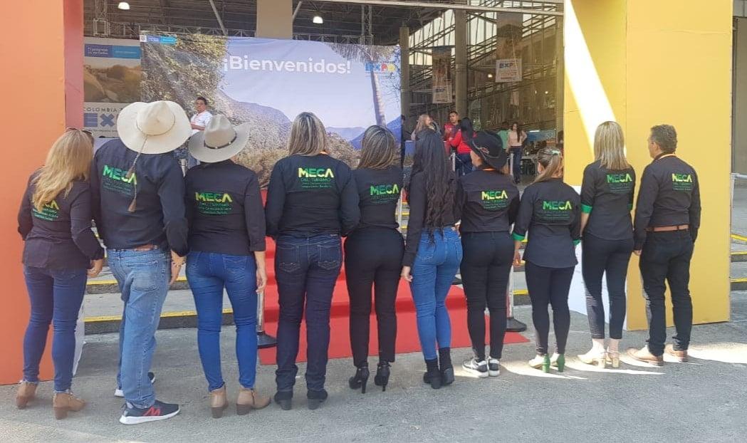Photo of MECA PARTICIPA EN EL COLOMBIA TRAVEL EXPO 2019