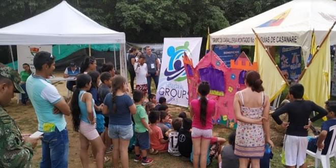 Photo of Brigadas de salud favorecieron a más de 500 personas en Yopal