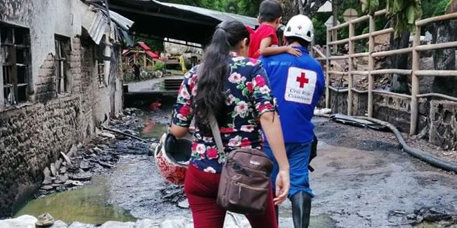 Photo of Cruz roja conmemoró 31 años de acciones humanitarias en Casanare