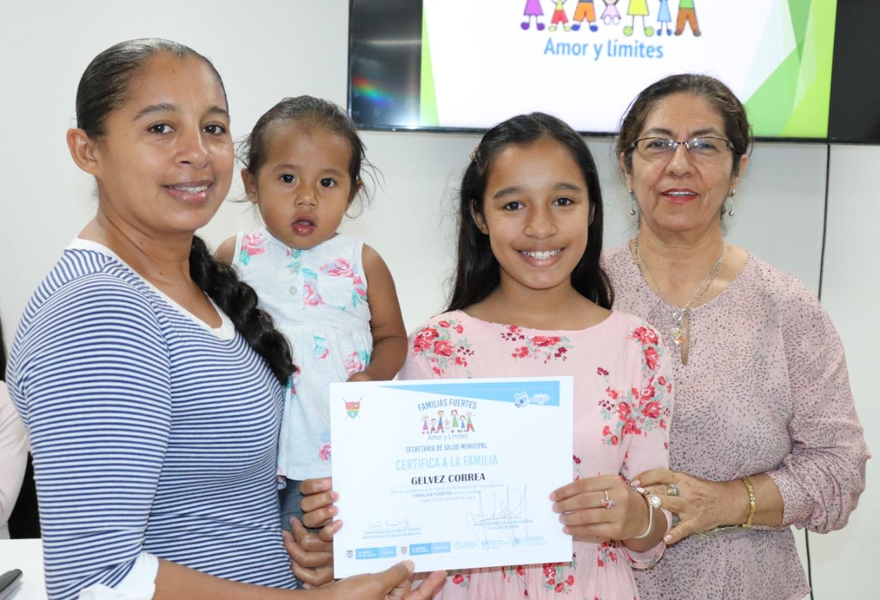 Photo of Exitoso cierre del programa 'Familias Fuertes' en Yopal