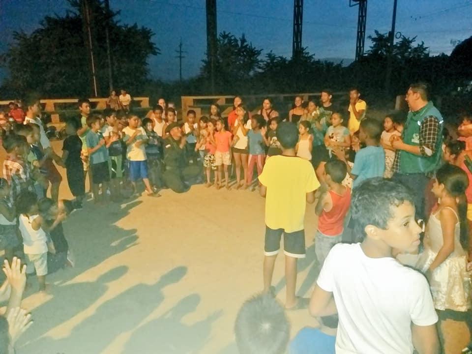 Photo of Se realizó estrategia de prevención del consumo de drogas en diferentes barrios de Yopal