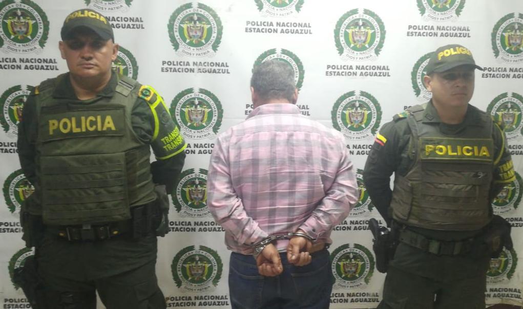 Photo of Capturado por orden judicial por el delito de extorsión