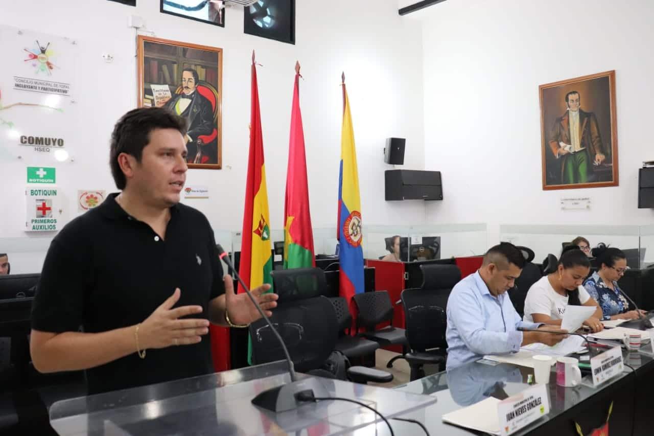 Photo of Proyectos para conformar empresa de alumbrado público y fondo de crédito, pasan a plenaria del Concejo de Yopal