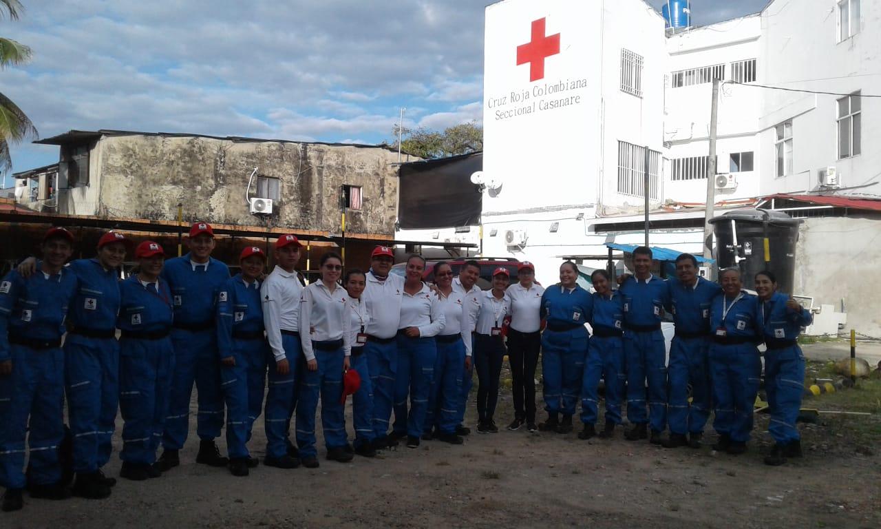 Photo of La Cruz Roja celebró el día internacional de los voluntarios