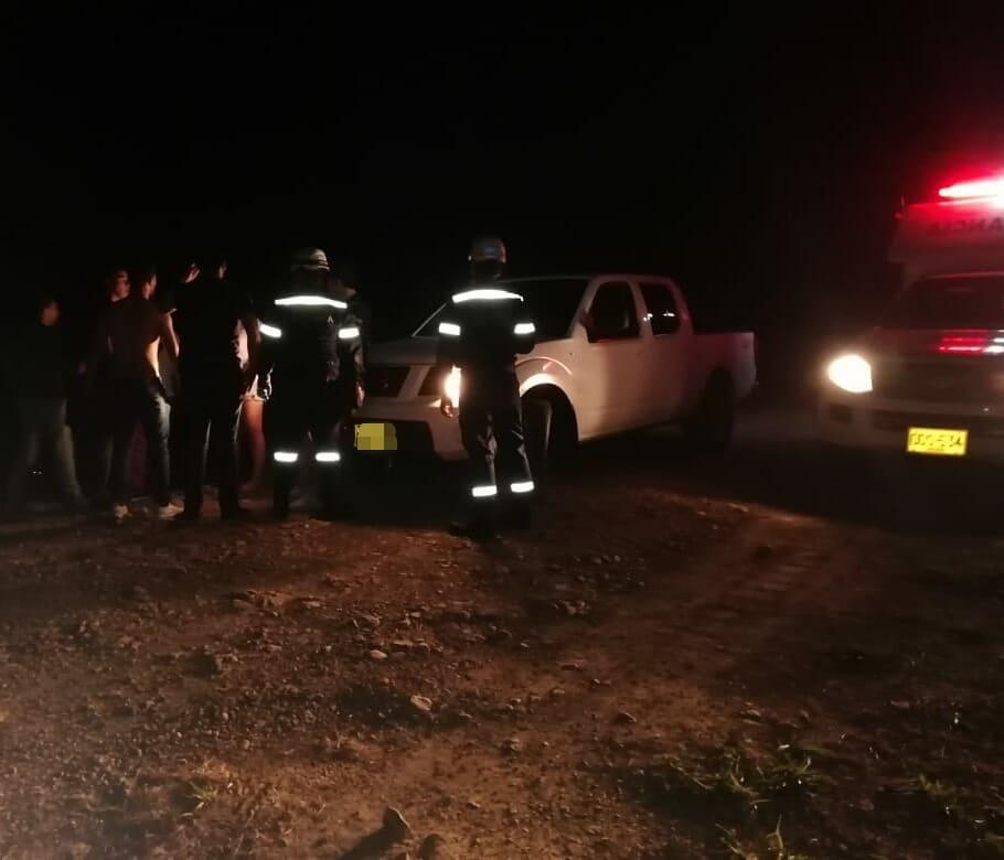 Photo of Jóvenes resultaron heridos en medio de atraco en Aguazul