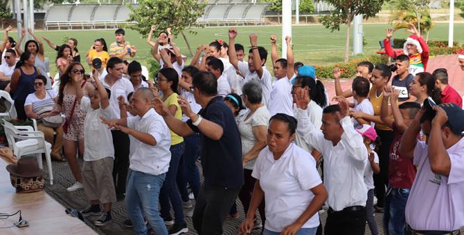 Photo of Derroche de alegría en la conmemoración del Día de Personas con Discapacidad en Yopal