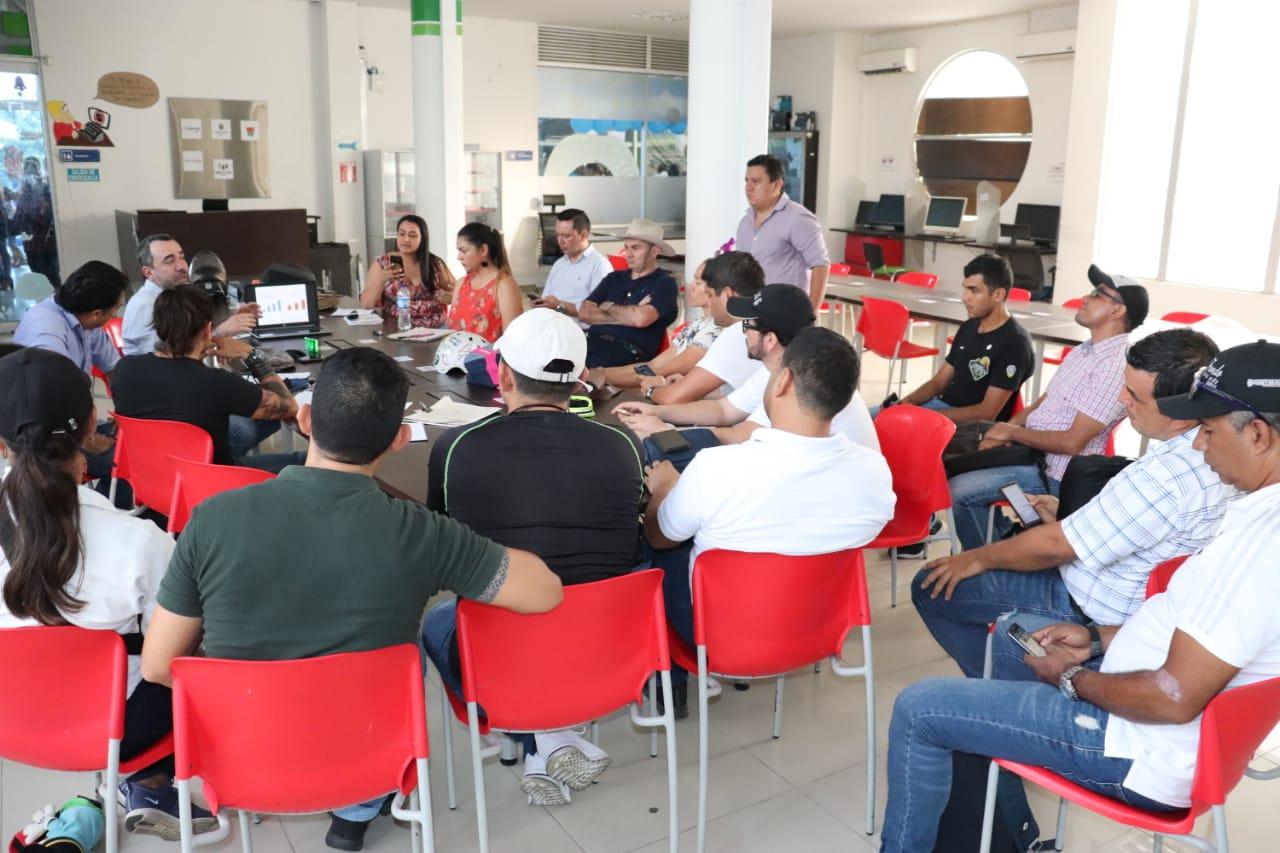 Photo of Se conformó mesa de participación en Yopal entorno al uso de la bicicleta
