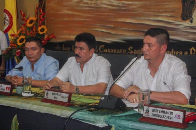 Photo of Con llamado a la unión política, Gobernador instaló la nueva duma departamental