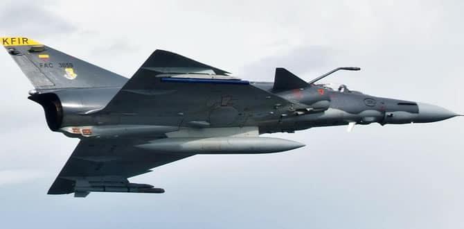 Photo of Aviones K-FIR de la fuerza aérea sobrevolarán Yopal
