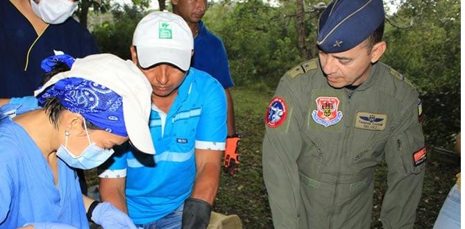Photo of En el 2019 el Grupo Aéreo del Casanare voló, entrenó y combatió para vencer