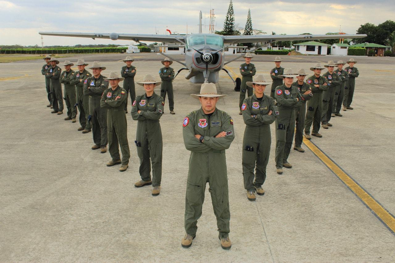Photo of Fuerza Aérea se pone el sombrero por el llano