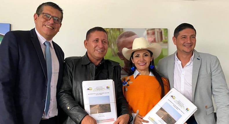 Photo of Ocho proyectos de inversión en infraestructura vial para Casanare, radicados ante la Agencia de Renovación del Territorio