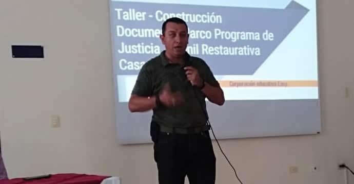 Photo of Socializan procesos de Justicia Restaurativa en Casanare