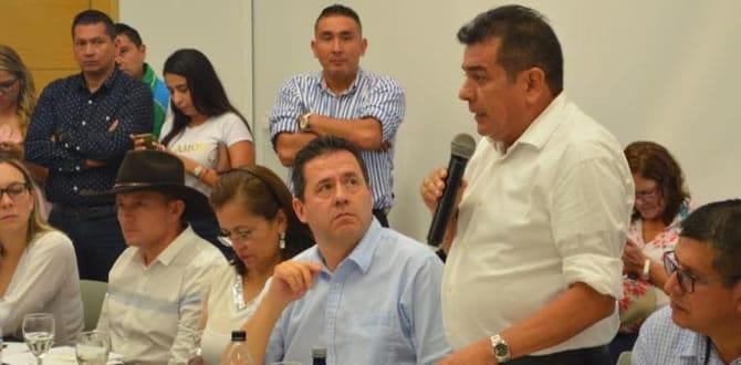 Photo of Alcalde de Yopal planteó contundentes propuestas ante la mesa migratoria