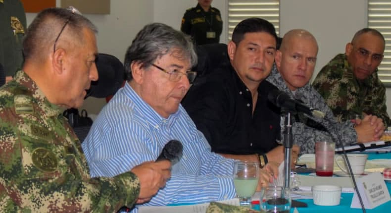 Photo of Mindefensa anunció medidas para mejorar la seguridad en Casanare
