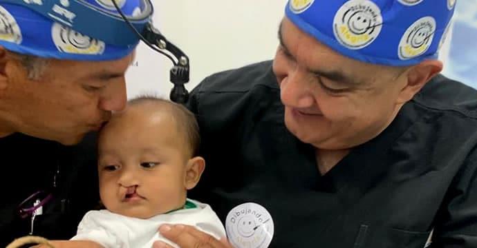Photo of Fundación 'Dibujando Alegría' y el Club Rotario de Yopal, operará gratis más de 50 niños y niñas