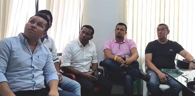 Photo of Directivos del IDRY e INDERCAS se reunieron para estudiar proyectos de infraestructura