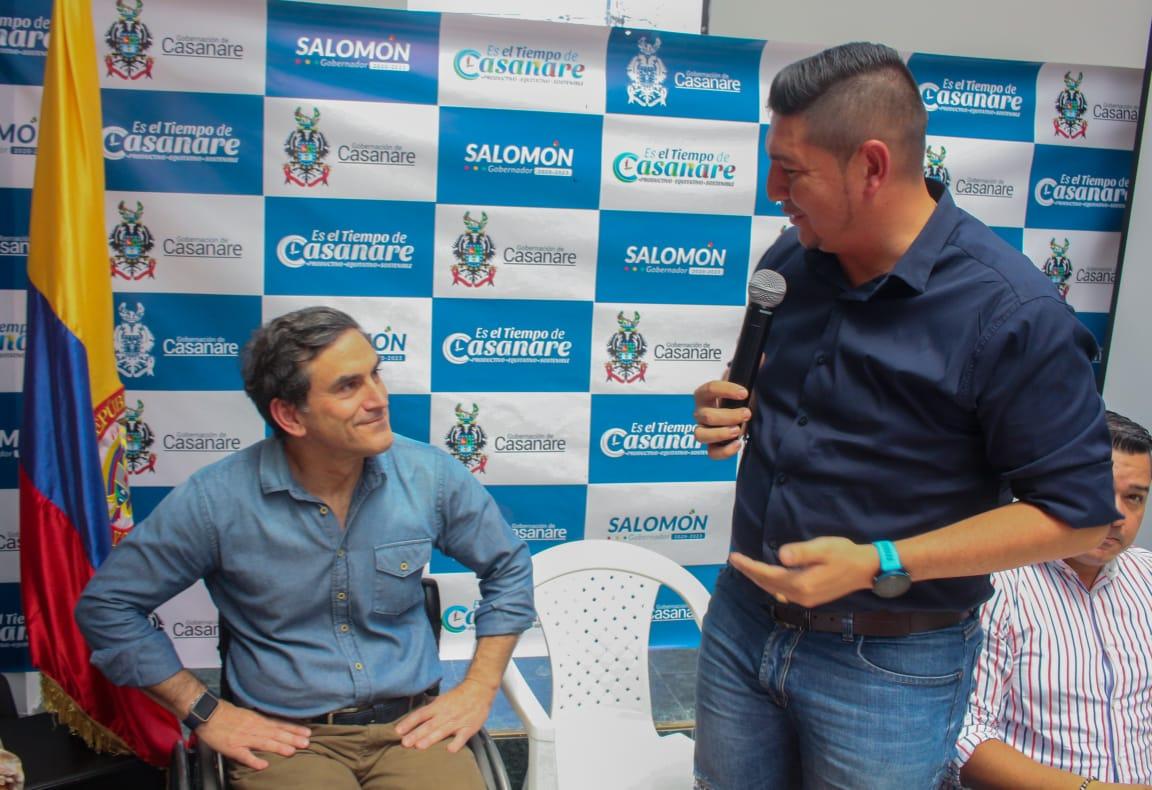 Photo of Casanare suscribió Pacto por la Participación e Inclusión de las Personas con Discapacidad