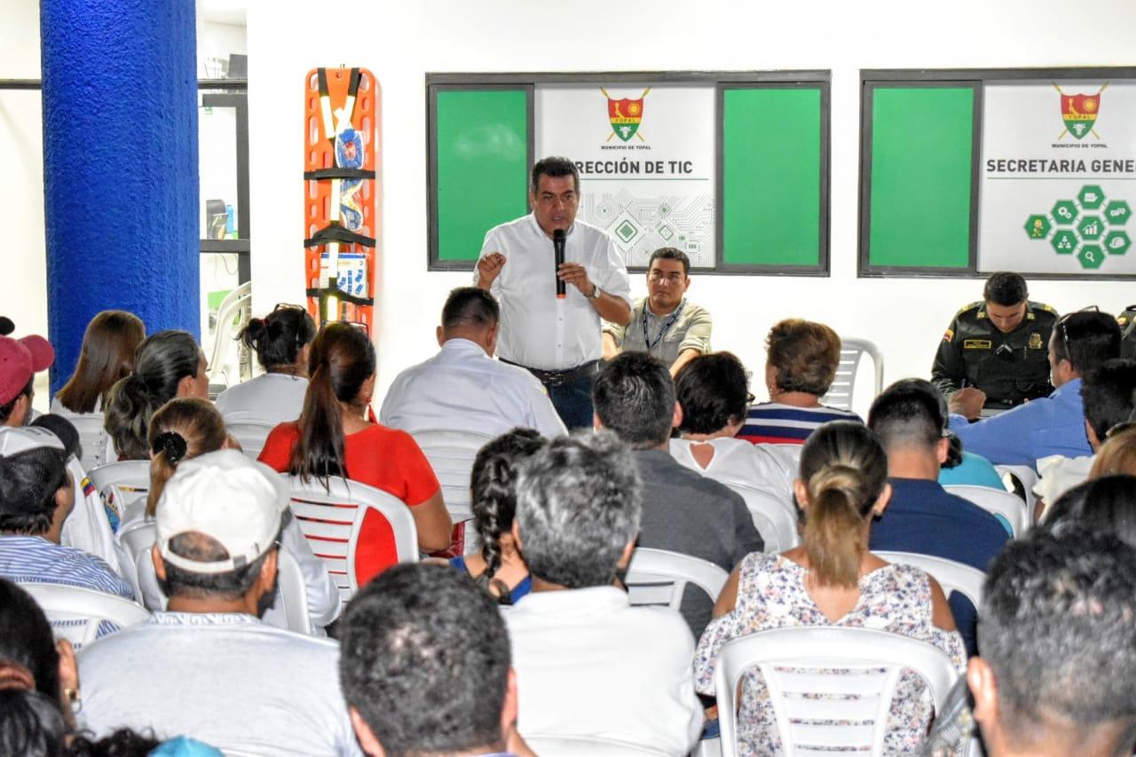 Photo of Recuperamos La Iguana y se esparcieron los delincuentes: Luis Eduardo Castro