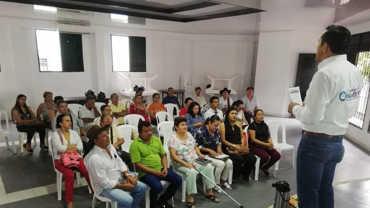 Photo of Electos Alcaldes de Casanare ante los OCAD Departamental y Región Llanos