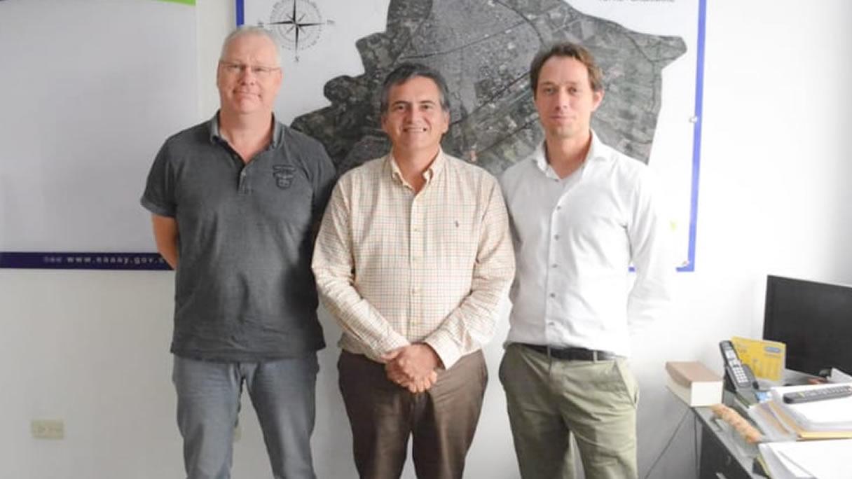 Photo of Holandeses apoyan procesos de mejora de la empresa de acueducto