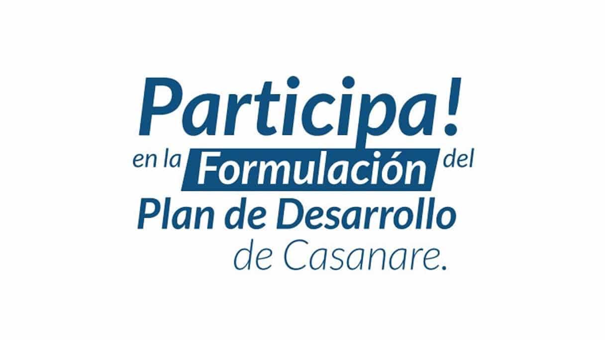 Photo of Inician mesas de socialización y concertación del Plan de Desarrollo Departamental