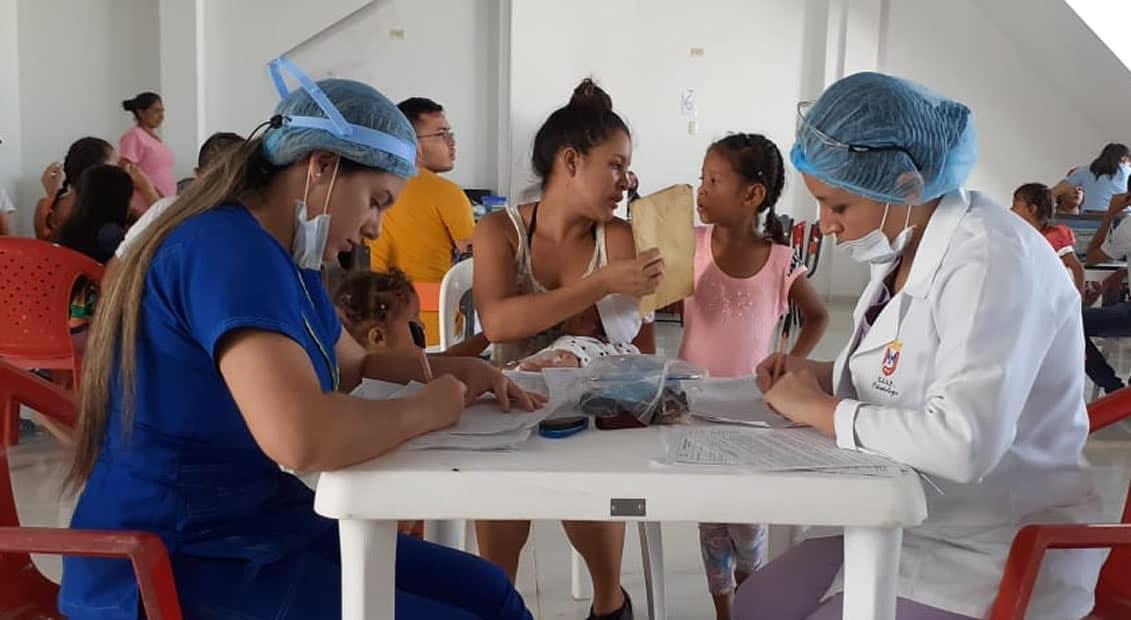 Photo of Positivo balance de brigada de salud en La Bendición