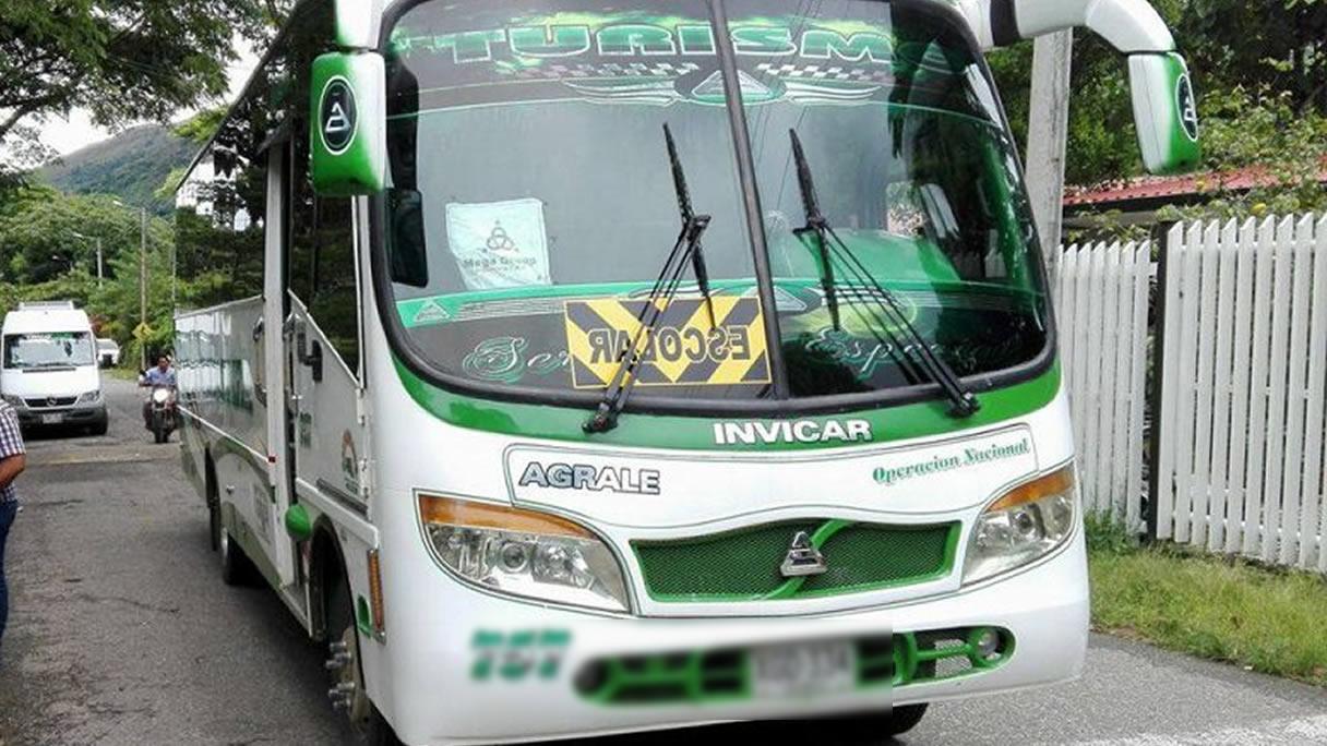 Photo of Hoy inicia la prestación de servicio de transporte escolar