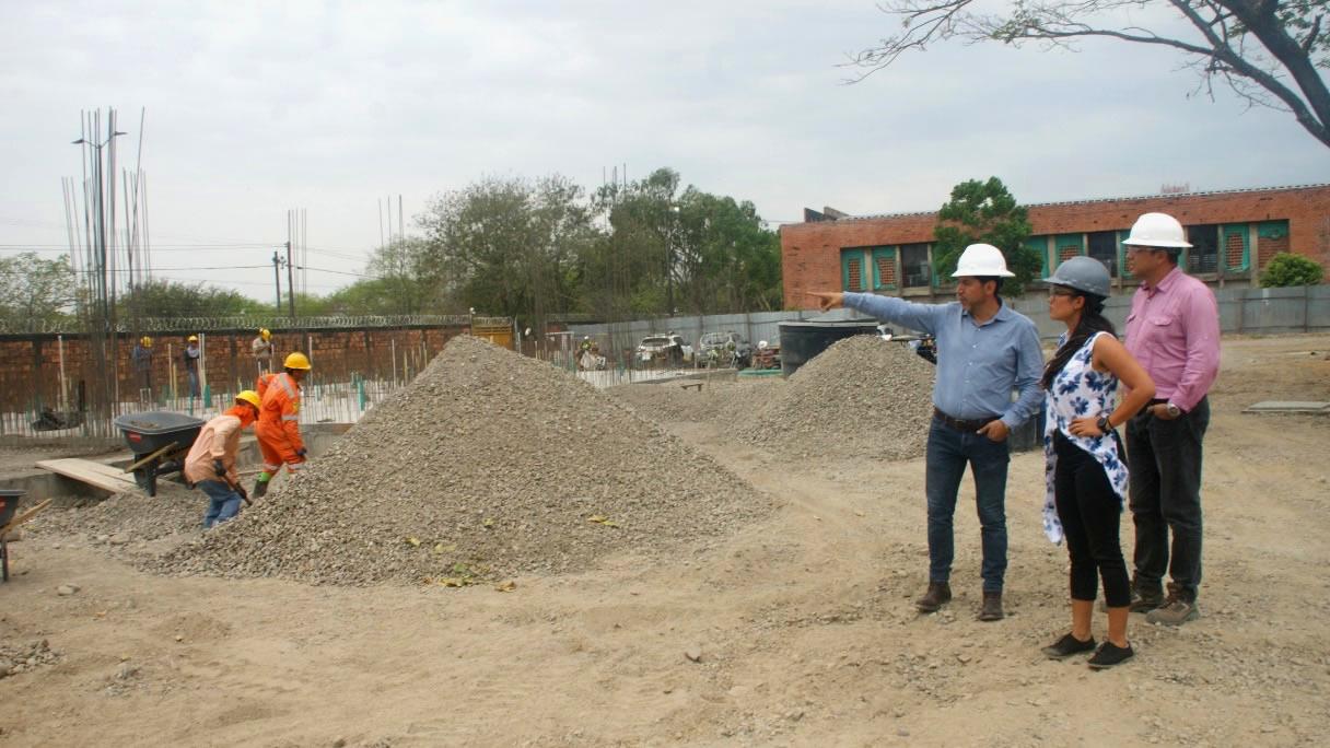 Photo of Inició construcción de la primera torre de Las Mariselas