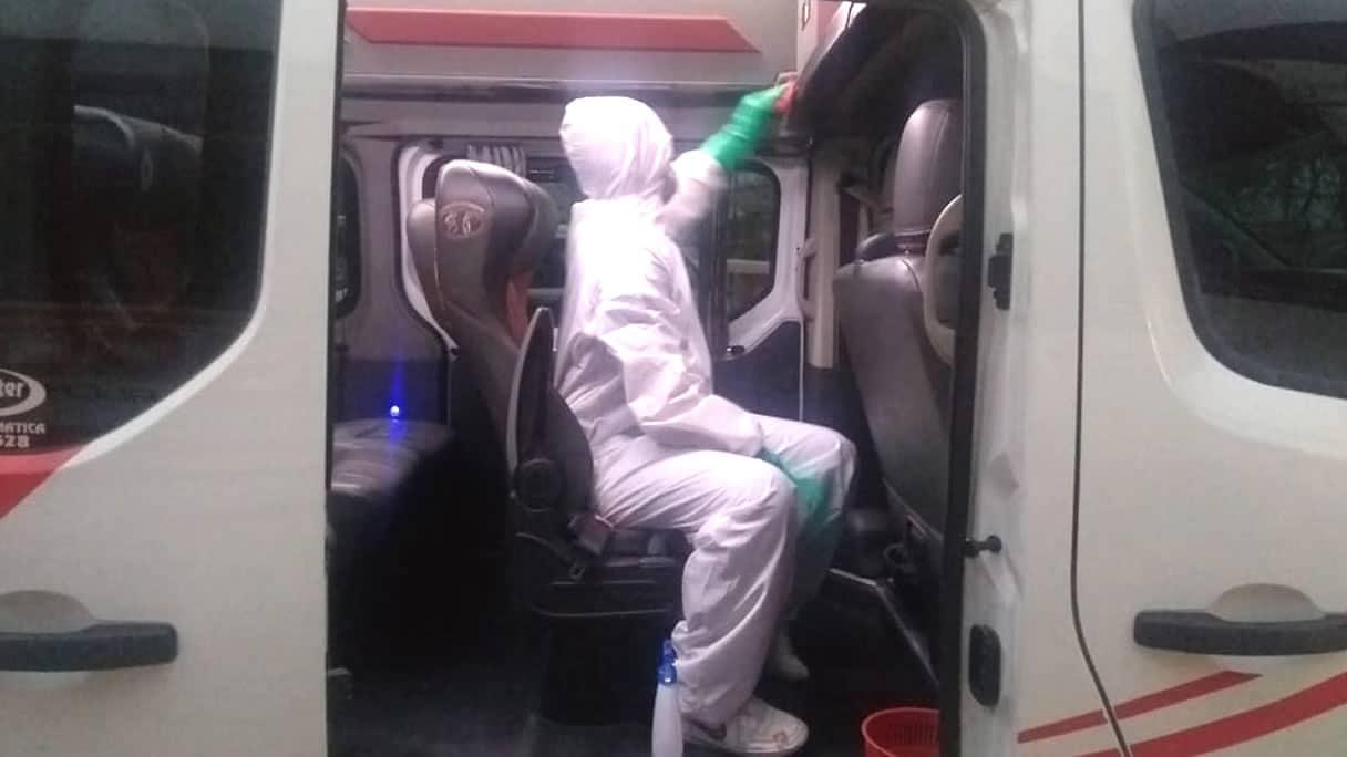 Photo of En Yopal ordena desinfectar vehículos de transporte público