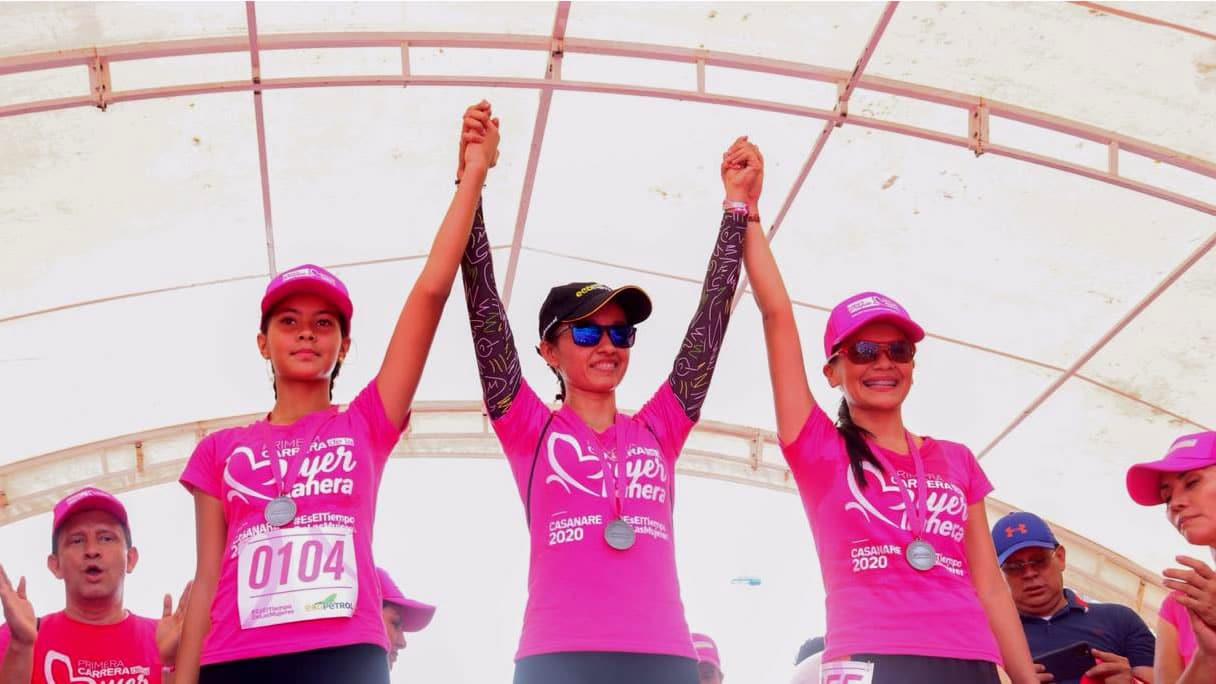Photo of Mujeres se tomaron las calles de Aguazul