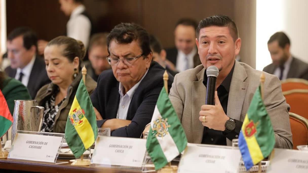 Photo of Propuesta conjunta a reforma de regalías consolidaron gobernadores del país