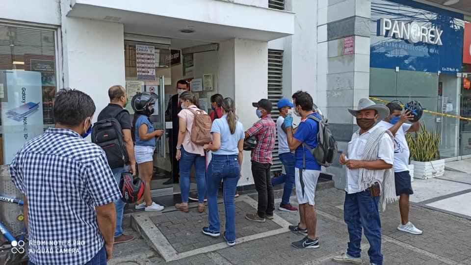 Photo of Secretaría de Salud inspeccionó locales comerciales que reabrieron en Yopal