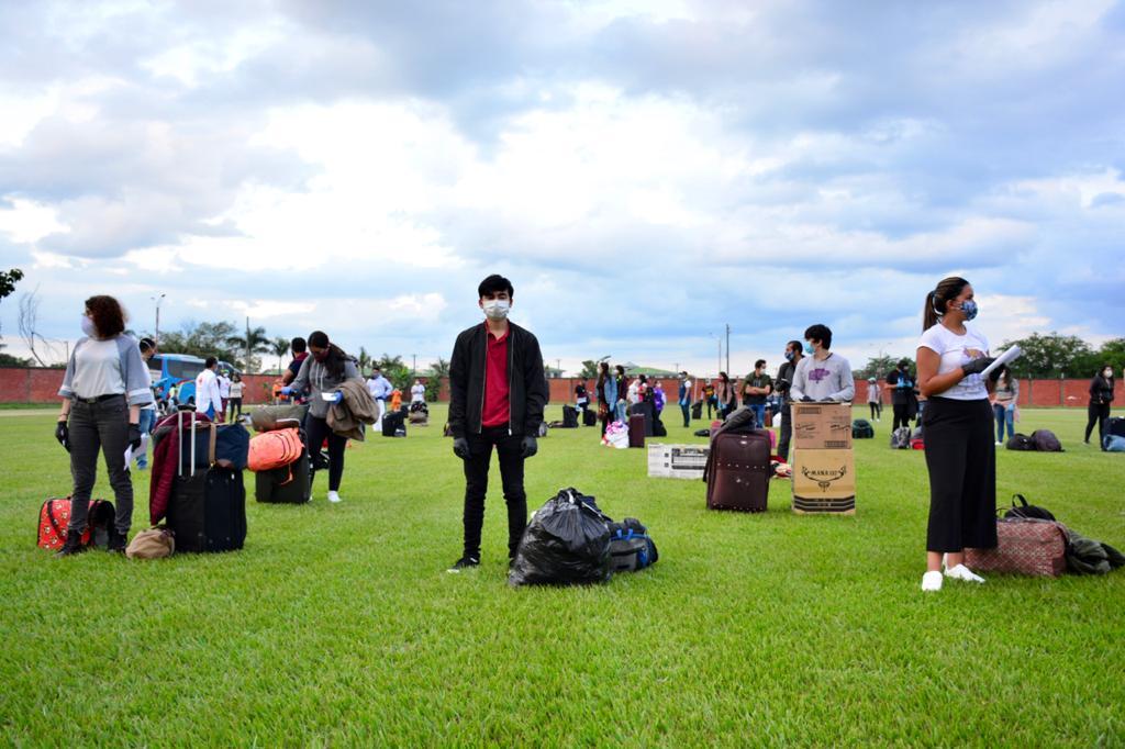 Photo of 150 jóvenes casanareños ya están en casa gracias a corredor humanitario
