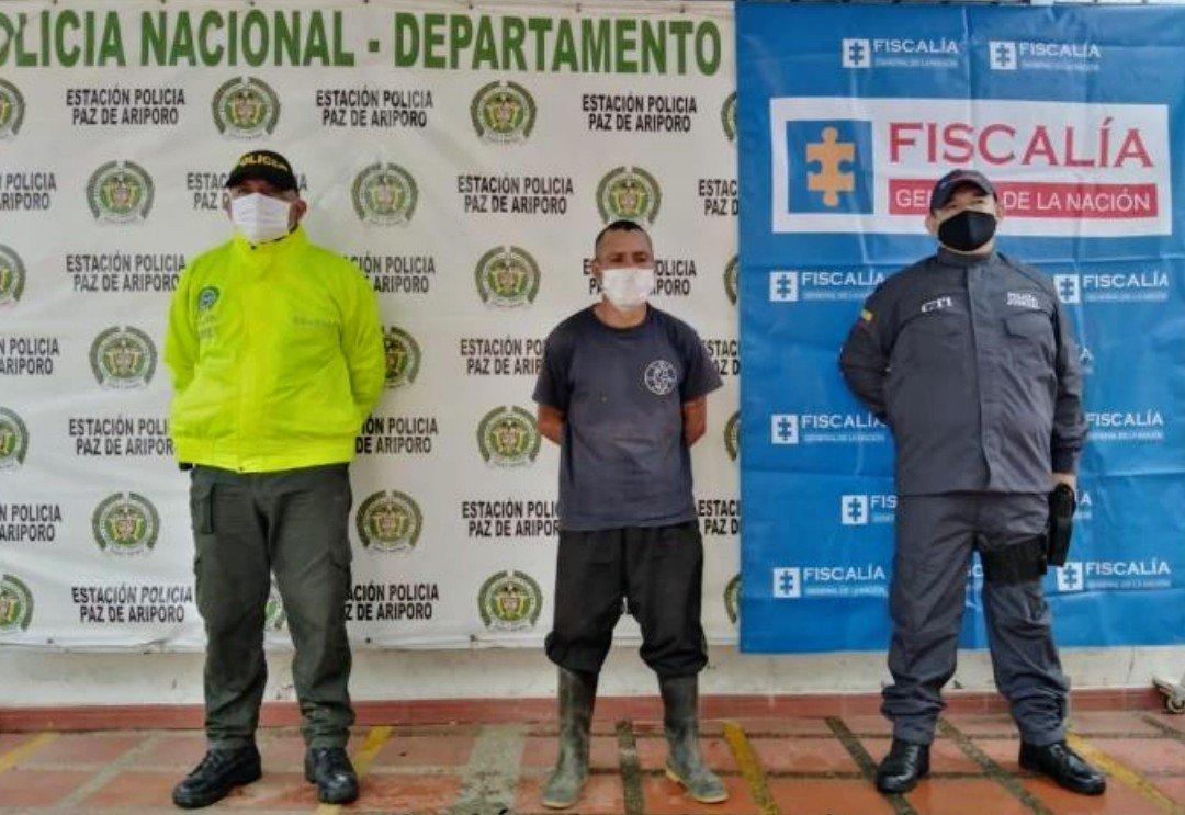 Photo of A la cárcel indígena que al parecer participó en la muerte finquero en Casanare