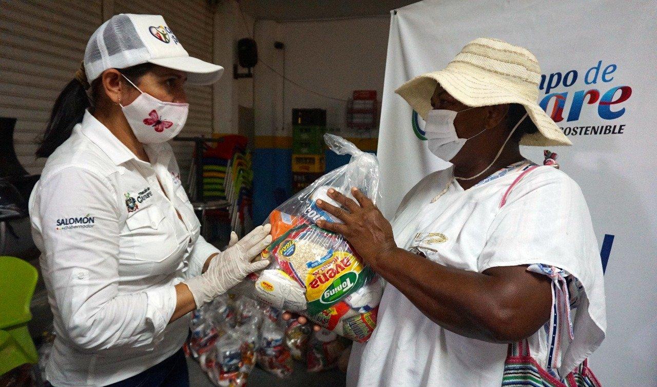 Photo of Ayudas humanitarias para la Comunidad de La Bendición
