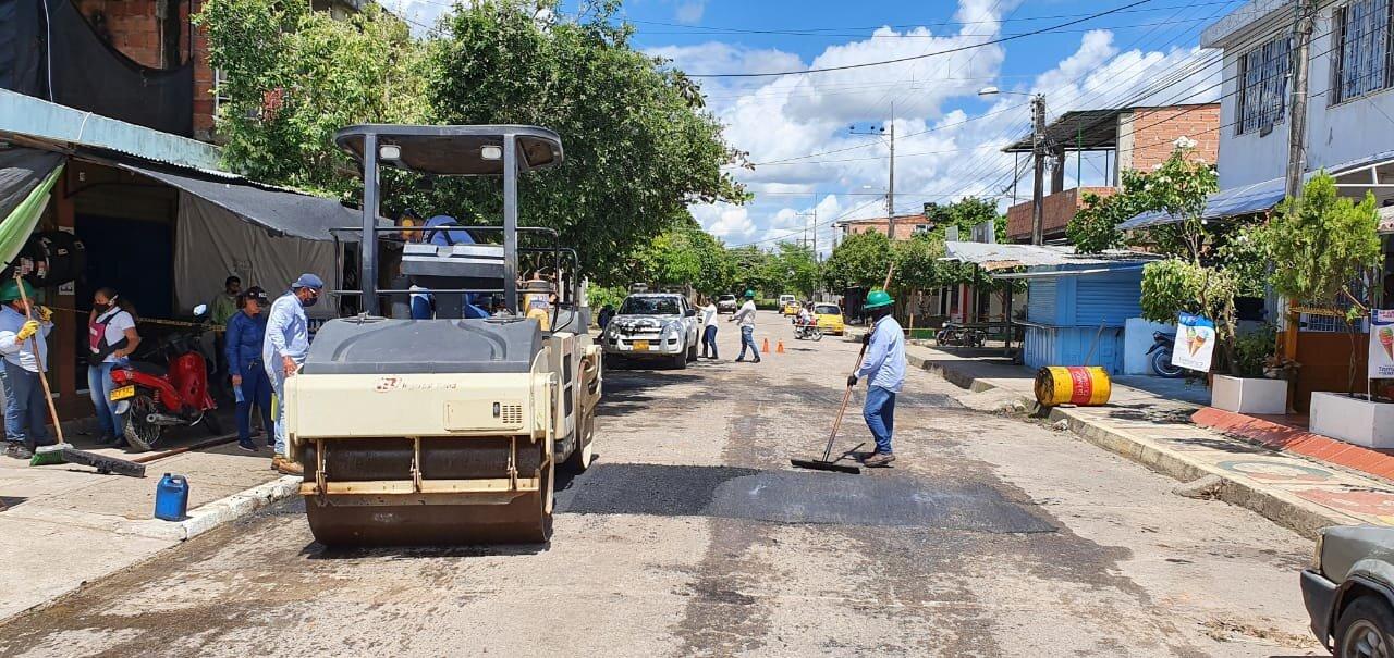 Photo of Secretaría de Obras de Yopal culminó rehabilitación de la carrera 30