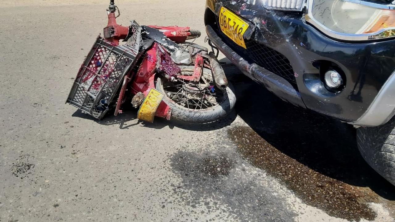 Photo of Motociclista falleció en accidente de tránsito en Yopal